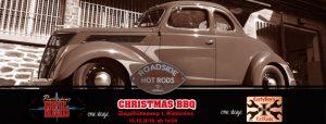 Roadside Hot Rods - Chrismas BBQ 2018