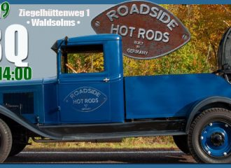 Roadside Hot Rods Spring 2019 BBQ